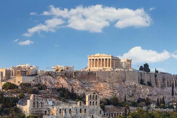 Vente flash Athènes Circuit Échappée depuis le Club Héliades Grand Bleu 3* sup