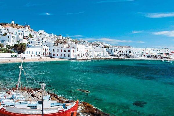 Photo - Périples dans les Cyclades depuis Athènes - Mykonos et Paros