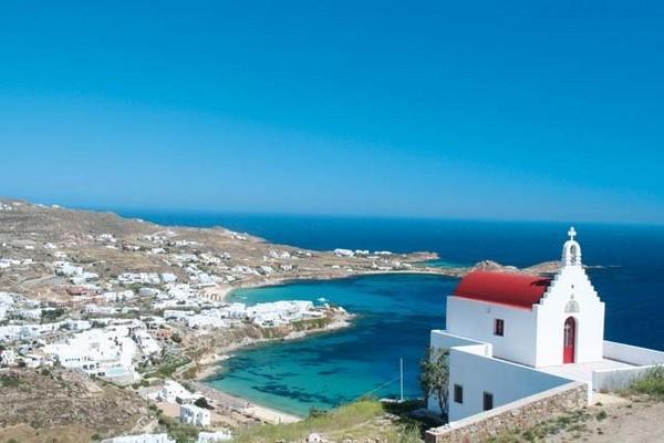 (fictif) - Circuit Périples dans les Cyclades depuis Athènes - Mykonos et Santorin 3* Athenes Grece