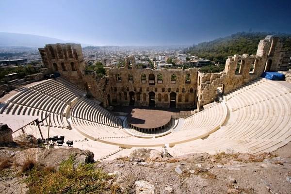Monument - Grèce Classique 3* Athenes Grece