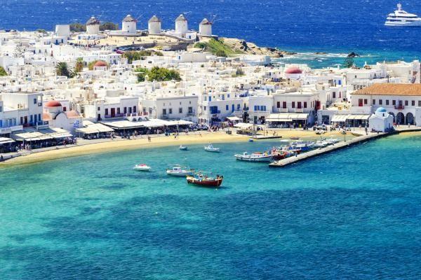 Autres - Circuit Les Cyclades : Paros, Mykonos, Delos et Naxos 3* Athenes Grece