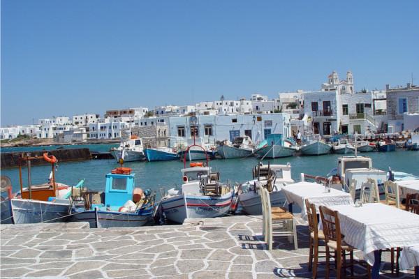 Bateau - A la découverte des Cyclades 2* Athenes Grece