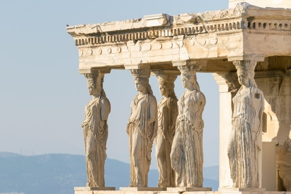 Monument - Circuit Trésors du Péloponnese 3* Athenes Grece