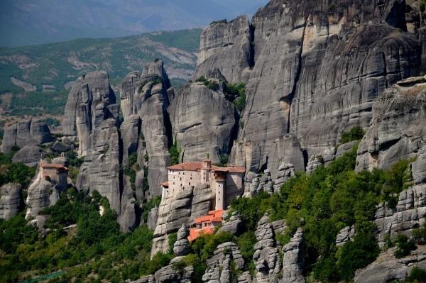 Nature - Autotour Grèce Classique et Meteores 3* Athenes Grece