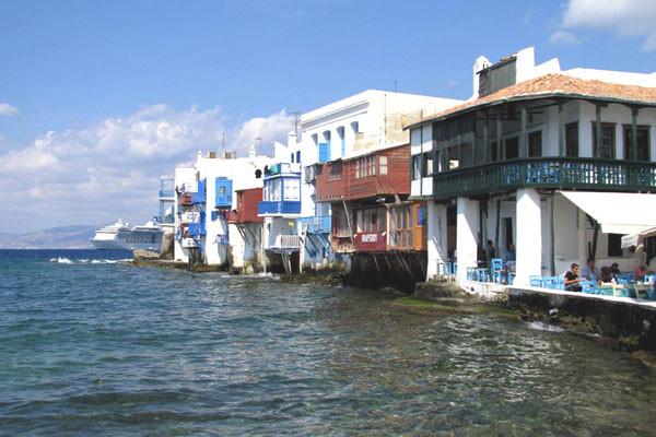 Monument - Combiné 3 îles : Mykonos - Paros - Santorin en 15 jours 2* Athenes Grece