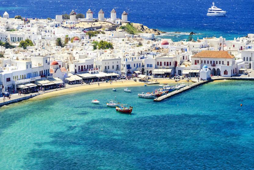 Ville - Circuit Les Cyclades, d'île en île 3* Athenes Grece