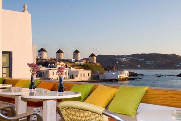 Geographie - Combiné 3 îles : Mykonos - Paros - Santorin en 15 jours 2* Athenes Grece