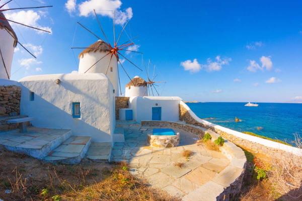 Ville - Circuit Echappée depuis Paros depuis L'hôtel Asteras Paradise 4* Athenes Grece