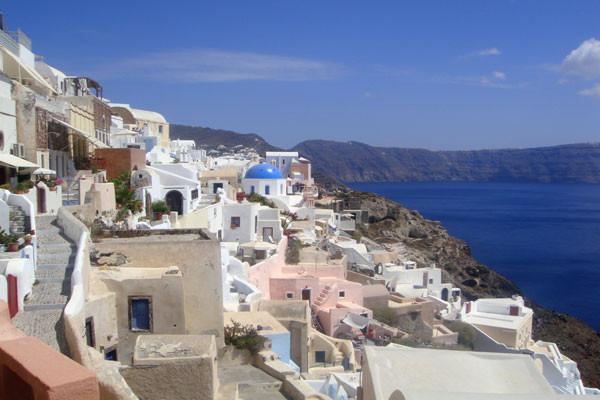 Ville - Combiné 2 îles : Paros - Santorin en 8 jours 3* Athenes Grece