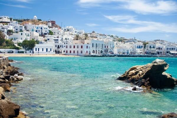 Ville - Combiné 2 îles : Mykonos - Santorin en 8 jours 3* Mykonos Grece