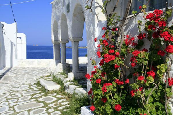 Ville - Combiné 3 Îles Mykonos Paros Santorin En 15 Jours 3* Mykonos Grece