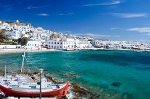 Grece-Mykonos, Circuit Splendeurs des Cyclades
