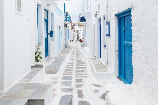 Ville - Combiné 2 îles : Mykonos - Paros en 8 jours 3* Mykonos Grece