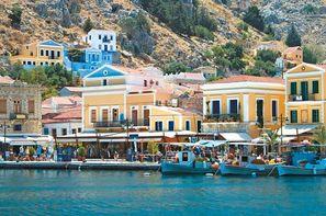 Vacances Rhodes: Circuit Echappée Rhodienne au Club Héliades Blue Sea Beach Resort