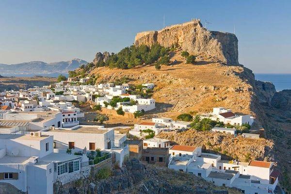 (fictif) - Circuit Périple depuis Rhodes 2 îles en 1 semaine - Rhodes et Patmos 3* Rhodes Grece