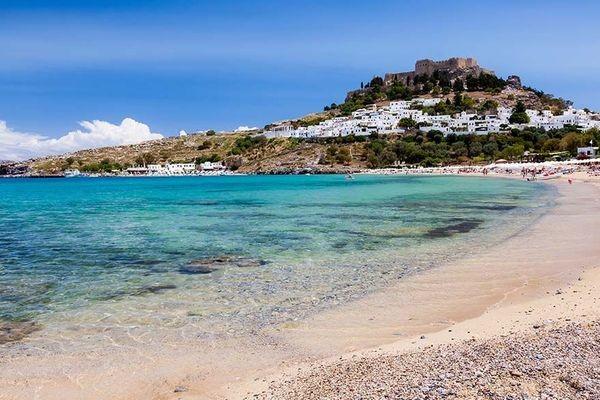 (fictif) - Circuit Périple depuis Rhodes 2 îles en 1 semaine - Rhodes et Symi en 4* Rhodes Grece
