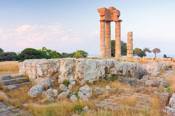 (fictif) - Circuit Périples depuis Rhodes 3 îles en 2 semaines - Rhodes, Patmos et Kalymnos 3* Rhodes Grece