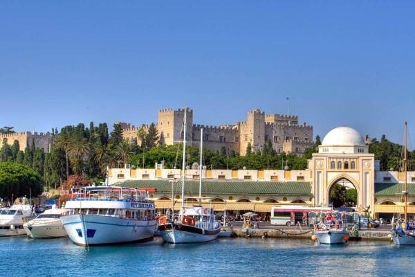 Rhodes - Echappée Rhodienne depuis l'hôtel Amada Colossos Resort