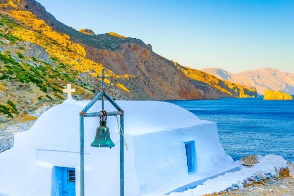 Nature - Circuit Périple dans les Cyclades depuis Santorin - Santorin, Naxos, Amorgos, et Paros 3* Santorin Grece