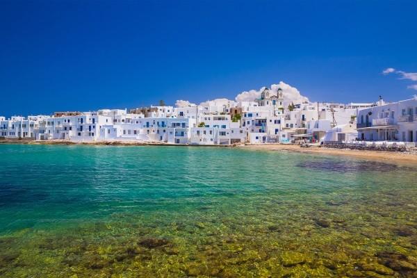 Ville - Circuit Combiné 2 îles : Santorin - Paros en 8 jours 2* Santorin Grece