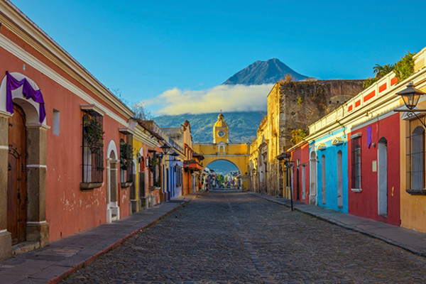 Ville - Circuit Indispensable Guatemala & Honduras