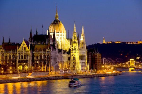 Ville - Circuit Cap sur la Hongrie extension Budapest Budapest Hongrie