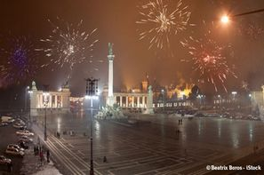 Hongrie-Budapest, Circuit Réveillon à Budapest avec soirée du Nouvel An à bord de l'Europa - Danubius Grand Hôtel Margitsziget- Visites et repas inclus
