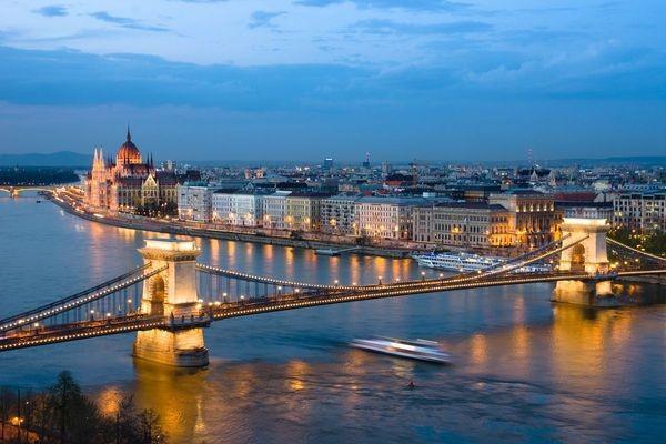 Ville - Circuit Cap sur la Hongrie 3* Budapest Hongrie