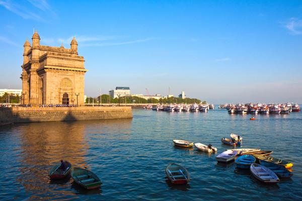 Monument - Circuit Bombay et Goa Bombay Inde