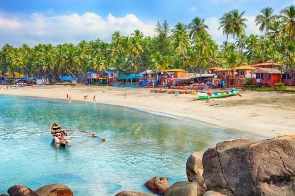 Plage - Circuit Bombay et Goa