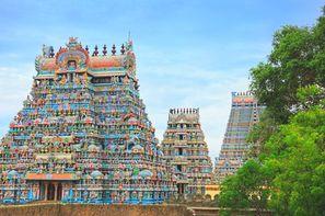 Inde-Chennai, Circuit Splendeurs de l'Inde du Sud
