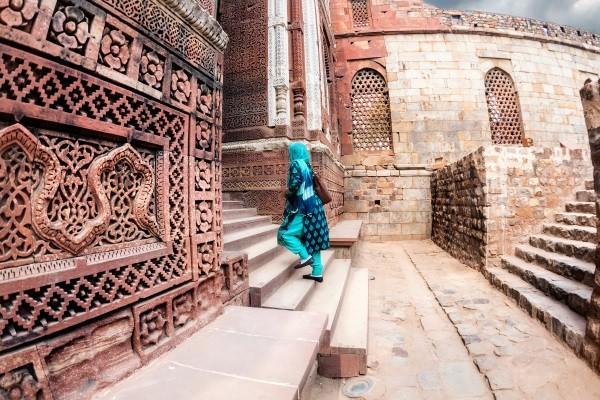 (fictif) - Circuit Sur la Route du Taj Mahal 3* Delhi Inde
