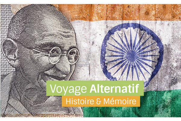 (fictif) - Circuit Voyage alternatif Souvenirs d'Inde Delhi Inde