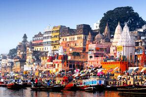 Vacances Delhi: Circuit Sur les pas des Maharadjahs + extension Bénarès