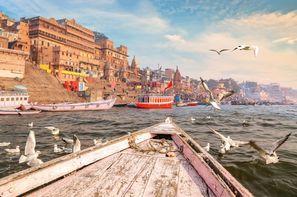 Vacances Delhi: Circuit Trésors du Rajasthan & extension Bénarès