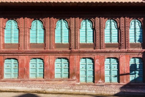 Ville - Circuit Confidentiel Rajasthan Delhi Inde