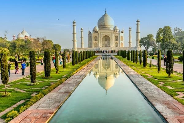 Ville - Circuit Confidentiel Rives du Gange Delhi Inde