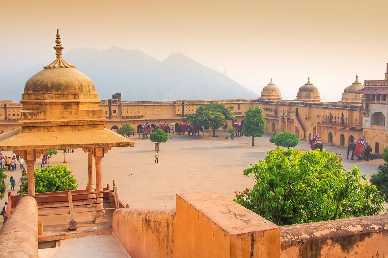 Monument - Rajasthan Authentique 3* Delhi Inde