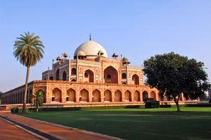 Vacances Delhi: Circuit Trésors du Rajasthan + Extension Haridwar & Rishikesh (Eté 19)