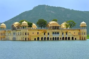 Inde-Delhi, Circuit Privatif Perles du Rajasthan Sup Charme / Charme