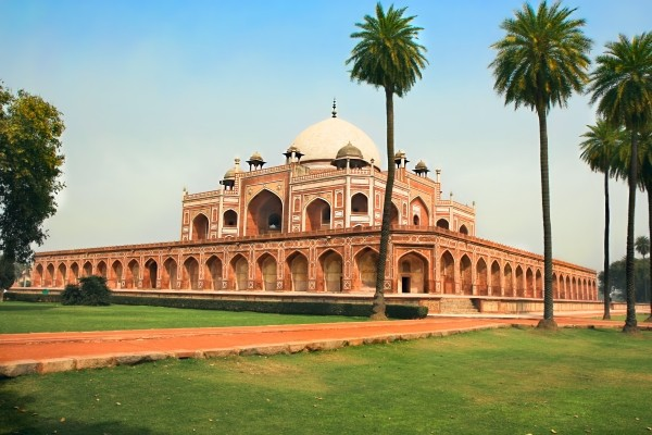 Monument - Circuit Merveilleuse Inde du nord Delhi Inde