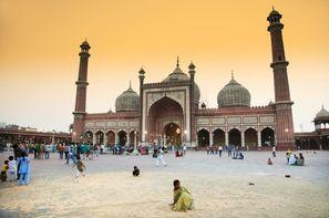 Vacances Delhi: Circuit Privatif Inde en Liberté
