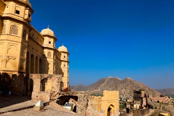 Monument - Circuit Passionnément Rajasthan Delhi Inde