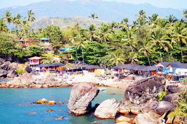 Plage - Circuit Du Taj Mahal aux plages de Goa 4* Delhi Inde