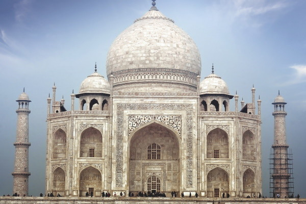 Monument - Privatif Perles du Rajasthan Delhi Inde