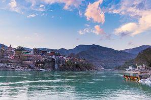 Vacances Delhi: Circuit Sur les pas des Maharadjahs + extension Haridwar et Rishikesh