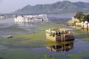 Inde-Delhi, Circuit Beautés du Rajasthan sans vols