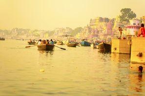 Vacances Delhi: Circuit Confidentiel Rives du Gange