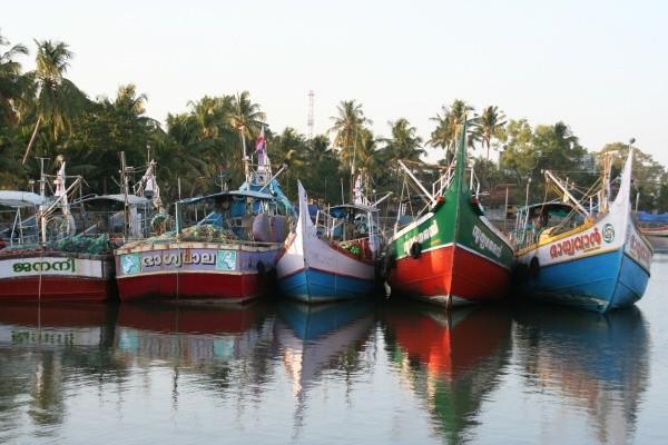 Bateau - Circuit Indispensable Inde du Sud Madras Inde