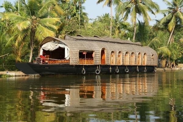 Bateau - Circuit Lumieres de l'Inde du Sud Madras Inde